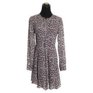 ALC Paisley Dress
